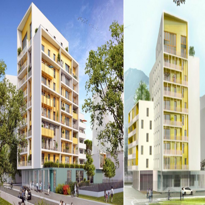 Programme neuf Appartement Grenoble (38000)
