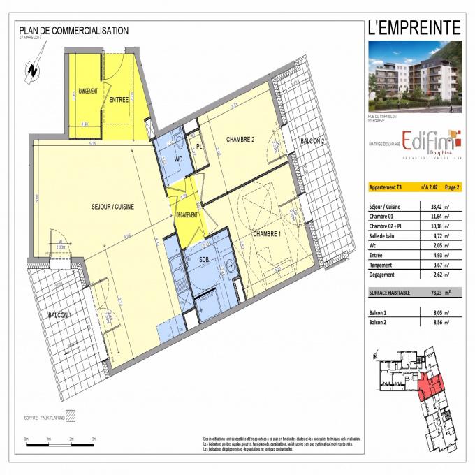 Programme neuf Appartement Saint-Égrève (38120)