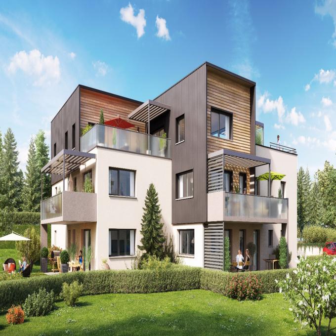 Programme neuf Appartement Seyssins (38180)