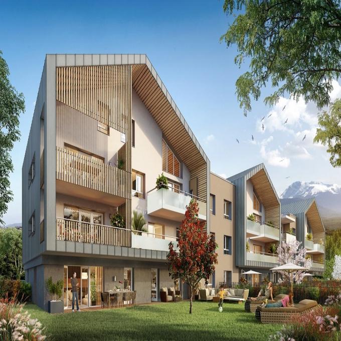 Programme neuf Appartement Varces-Allières-et-Risset (38760)
