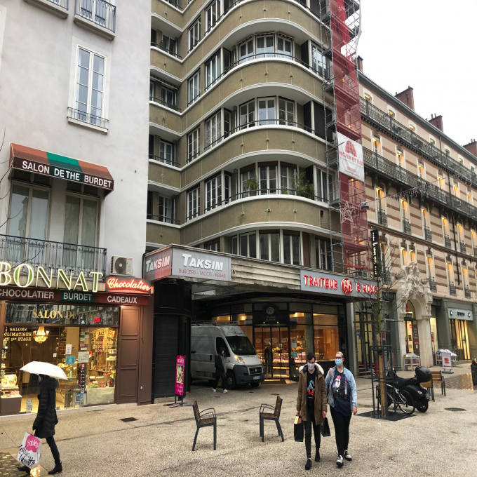 Vente Immobilier Professionnel Local commercial Grenoble (38000)