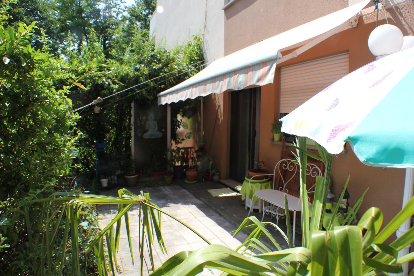 Offres de vente Rez de jardin Grenoble (38000)