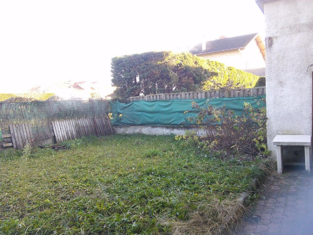Location t4 rez de jardin seyssins for Garage ad seyssins